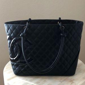 7ecbd8b05e46a2 Women Chanel Cambon Tote Bag on Poshmark